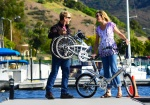 KHS folding bicycles